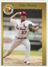 Carlos Martinez 2012 Grandstand Sports Palm Beach Cardinals Rookie Card
