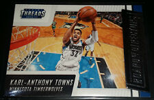 Karl-Anthony Towns 2016-17 Panini Threads BOARD OF DIRECTORS Insert Card