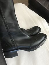 Timberland Black ladies boots Size 3.5