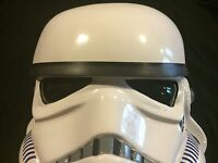 Star Wars Stormtrooper TIE Pilot Custom Smoke Thermo-formed Bubble Lense Set