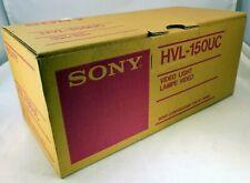 Sony HVL-150UC XB-150UC Video Light 100w 120v-ac
