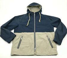 VINTAGE Zero King Jacket Size 42 Hooded Full Zip Talon Zippers WW2 Era USA MADE