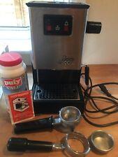 Gaggia Classic Coffee/Espresso Machine Pre-2015 Model