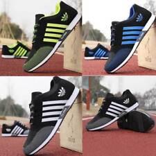 Zapatillas de deporte hombres lona que respiran deportes con zapatos ocasionale
