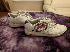 RED by Marc Ecko 26398 Phranz Phahrenheit Rhino Womens 10 White Sneakers Shoes