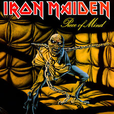 Iron Maiden PIECE OF MIND 4th Album 180g GATEFOLD New Sealed Vinyl Record LP