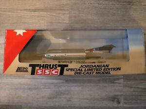 Lledo Thrust SSC jordanian edition