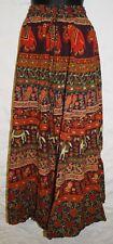 New Cotton Skirt 8 10 12 Hippy Ethnic Mandala Hippie Hippy Fair Trade Elephant