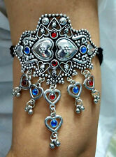 Banjara Bohemain Jewelry Boho Gypsy Ats Tribal Kuchi Armlet Belly Dance Bracelet