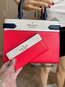 Kate Spade Staci Satchel & Wallet