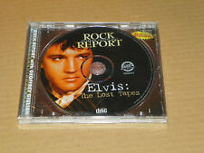 ELVIS PRESLEY-ROCK REPORT- the lost tapes-PIC.D. CD 1998 SEALED