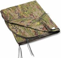 REDCAMP Military Style All Weather Poncho Liner Woobie Blanket in OCP Multicam