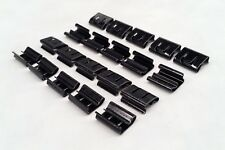 MAZDA R100 COUPE 1000 UTE 1200 1300 DRIP RAIL STAINLESS GUTTER MOULD TRIM CLIPS