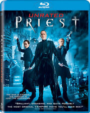 Priest [New Blu-ray] Ac-3/Dolby Digital, Dolby, Dubbed, Subtitled, Unrated, Wi