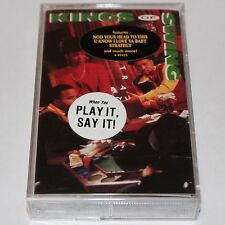 Kings of Swing Strategy SEALED w/ Sticker Hip Hop Rap Cocoa Chanelle Bumrush!
