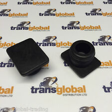 Land Rover Defender Front Chassis Jacking Point Rubber Bungs / Plugs - Bearmach