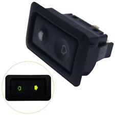 1PC/Packs Universal 6Pin 12-24V Car Electric Window Switch With Green Light