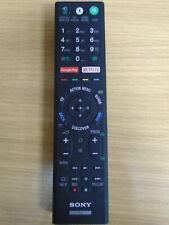 ORIGINAL GENUINE SONY RMF-TX201E TV REMOTE CONTROL