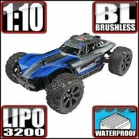 REDCAT BLACKOUT XBE PRO BUGGY RACER OFF ROAD ELECTRIC RADIO CONTROLLED 1/10 BLUE