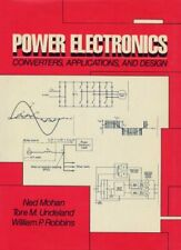Power Electronics: Converters, Applications and Design by Mohan, Ned Undeland…