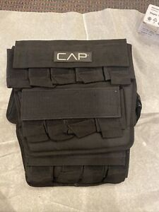 CAP Barbell Short Adjustable Weighted Vest But With No Weights