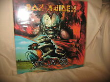 IRON MAIDEN-2LP-VIRTUAL XI-1998-mint -unplayed