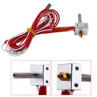 0.4 mm Assembled Nozzle Hot End Kit for MK8 Extruder Prusa i3 3D Printer