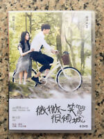 2016 Chinese Drama LOVE O2O DVD 微微一笑很倾城  1-30 End 6Discs Only Chinese Subs 郑爽杨洋
