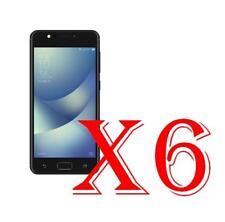 6 PZ PELLICOLA PROTEZIONE Asus Zenfone 4 Max ZC520KL PELLICOLE PROTEGGI SCHERMO