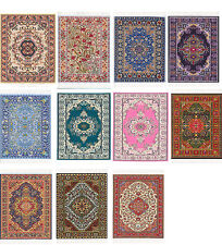 Set of 10 Woven Carpet Rug Mouse pad Mousepads Gifts