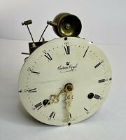 Chateau Royal Swiss Made Clock Movement Parts Mantel Chime Zurich