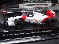 Kyosho Formula 1 Suzuka GP Vol 2 '93 McLaren Honda MP4/8 #8 A.Senna 1/64 F1 Car