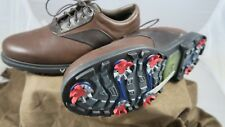 Calloway leather golf shoes - new no box, men's size US 11.5, UK 10.5, EUR 45