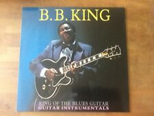 2LPS of  B.B. KING LP - KING OF THE BLUES GUITAR (1985) & ROCK ME BABY (1984)