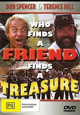 WHO FINDS A FRIEND FINDS A TREASURE -Region 2 Compatible DVD (UK seller!!!) NEW