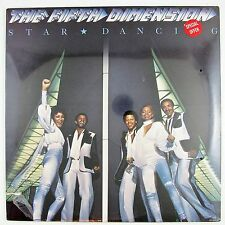 FIFTH DIMENSION Star Dancing LP (STILL SEALED)