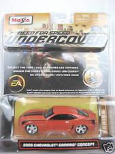 Maisto 2006 Chevrolet Camaro Concept 1/64 Diecast