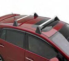 2012-2013 GENUINE SUBARU IMPREZA OEM ~5 DOOR ONLY~ CROSS BAR SET E361SFJ000