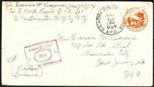 330th ENGINEER REGIMENT Ledo Assam India 1945 WWII APO 689 Cover (710z)