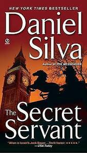 The Secret Servant by Silva Daniel - Paperback