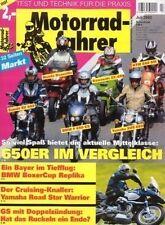 MF0307 + BMW F 650 CS vs. SUZUKI SV 50 und andere + Motorradfahrer 7/2003