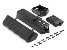 HPI Akkufach-Deckel / Empfängerbox Set Savage XS - H105690