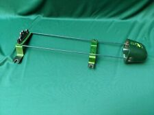 Vintage Bear Archery Quiver Green 4 Arrow Grayling Mich