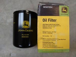 GENUINE JOHN DEERE RE507204 ENGINE OIL FILTER
