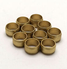 NEW 42mm compression Brass olives pack of 50, plumbing, DIY, water, UK seller