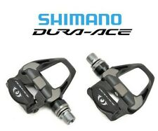 Shimano Dura Ace PD-R9100 Carbon SPD-SL Road Bike Pedals Clipless Cycling R9100