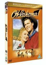 Oklahoma! [DVD-2004, 1 Disc] Region 2. Gordon MacRae Gloria Grahame, Rod Steiger