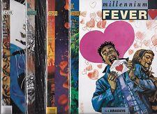 MILLENNIUM FEVER #1-#4 SET (NM-) DC VERTIGO COMIC SERIES