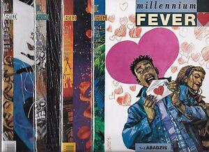 MILLENNIUM FEVER #1-#4 SET (NM-) DC VERTIGO