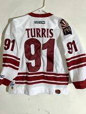 Reebok Youth NHL Jersey Phoenix Coyotes Kyle Turris White sz S/M